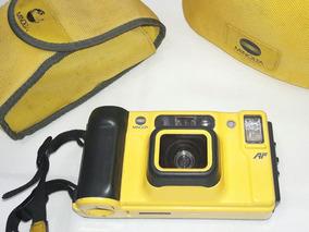 Câmera Analógica Minolta Prova D