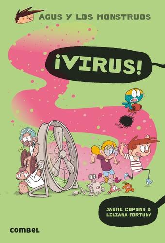 Imagen 1 de 1 de Agus Y Los Monstruos ¡virus!