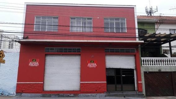 Galpão Em Ipiranga, São Paulo/sp De 740m² Para Locação R$ 9.500,00/mes - Ga483830