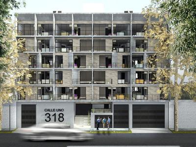 Desarrollo Calle Uno 318