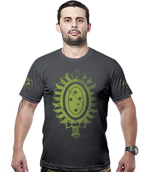 Camisa Militar Hurricane Line Team Six Exército Brasileiro