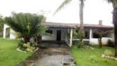 Chácara No Litoral Com 03 Dormitórios Em Itanhaém/sp 5242-pc