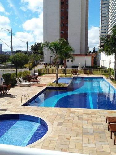 Apartamento Com 3 Dormitórios À Venda, 80 M² - Rudge Ramos - São Bernardo Do Campo/sp - Ap65438