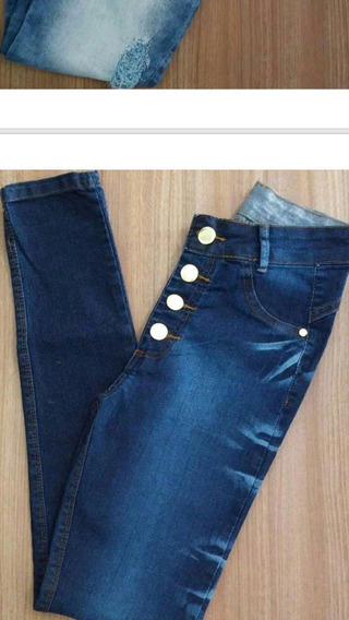 Calça Jeans Luxo