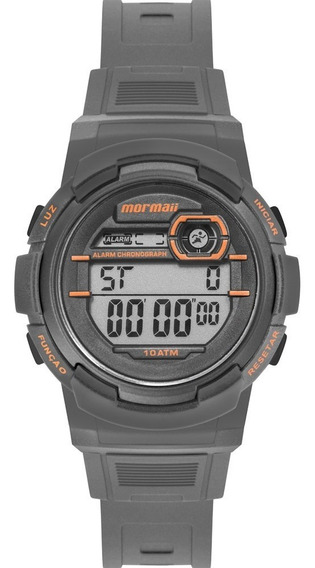 Relógio Mormaii Infantil Fun Original Garantia Mo0201c/8l