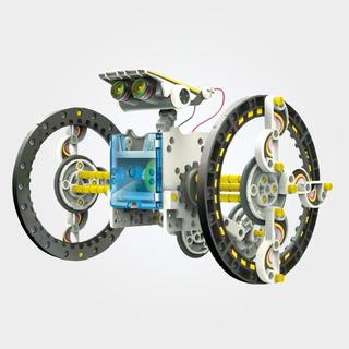 Robot Solar Tipo Lego 14 En 1