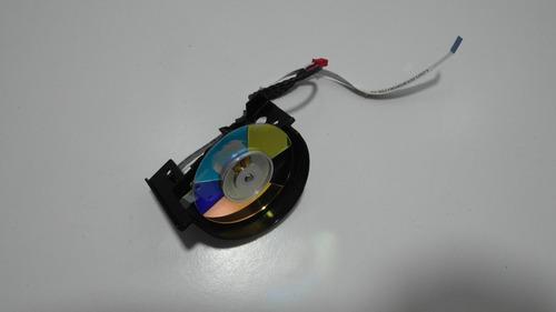 Disco De Cores Projetor Dell 1850