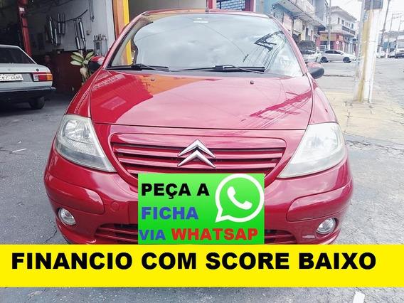 Citroën C3 Financie Com Score Baixo