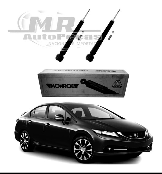 Amortecedor Sp049 Monroe Par Honda Civic 1.8 2012/14