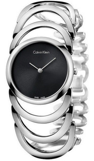 Reloj Calvin Klein Dama K4g23121 - Swiss Made