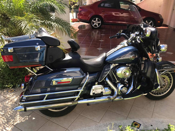 Harley-davidson Electra Glide Ultra Classic 2009 Impecable