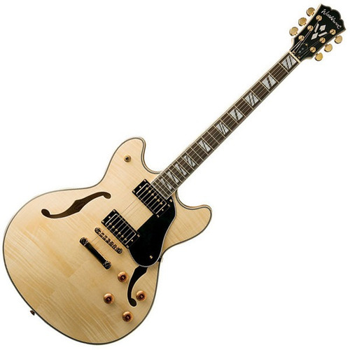 Washburn Hb 35 Natural - Guitarra Electrica