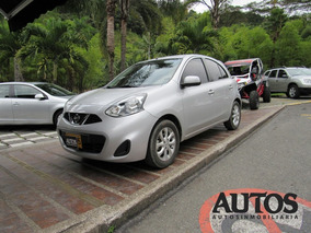 Nissan March Sense Cc 1600 At