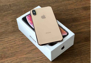 iPhone Xs Max Apple Gold