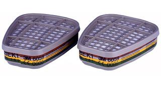 Filtro Mascara 3m Serie 6000 Modelo 6059 - Abek1 Par
