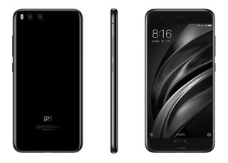 Xiaomi Mi 6 Com 64gb 6gb Ram Black