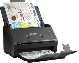 Escaner Scanner Duplex Epson Es-400 Usb 35ppm Adf Ocr = Hp