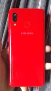 Samsung Galaxy A20 Vermelho