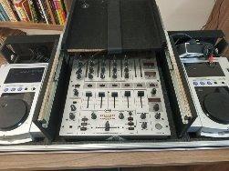 Dj Completo + Mixer+cdj+case