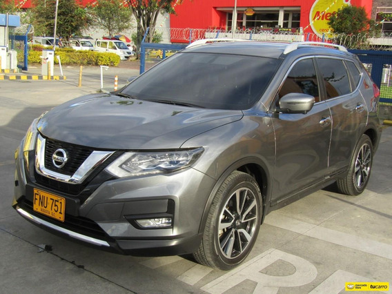 Nissan X-trail Exclusive At 2.5 4x4