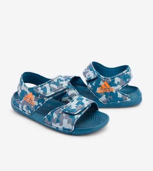 Sandália adidas Infantil Altaswim C Cq0047