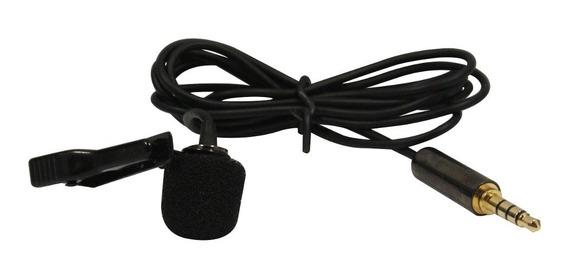 Microfone De Lapela Para Ios E Android Saramonic Sr-lmx1