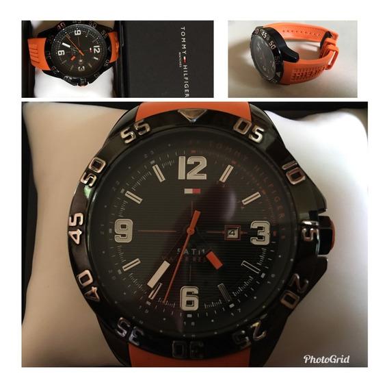 Relógio Tommy Hilfiger Original Na Caixa.