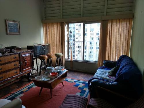 Imagem 1 de 10 de Apartamento Com 3 Quartos À Venda, 80 M² Por R$ 800.000 - Ingá - Niterói/rj - Ap0034