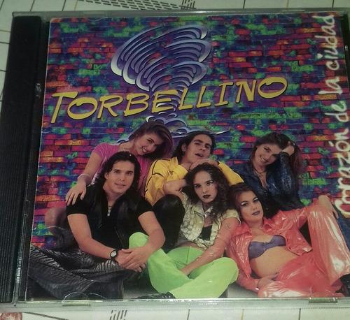 Torbellino Cd Salsa Balada Popbarbara Y Fiorella Cayo