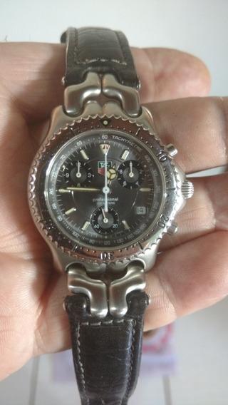 Relógio Tag Heurer Profissional No. Cg.1115-wv9822--38mm