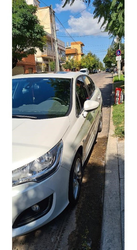 Citroën C4 Lounge 1.6 Hdi 115 Feel Pack 47.000km Caja De 6ta