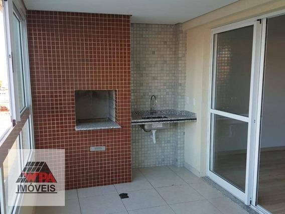 Apartamento Com 3 Dormitórios À Venda, 154 M² Por R$ 800.000,00 - Jardim Bela Vista - Nova Odessa/sp - Ap2393