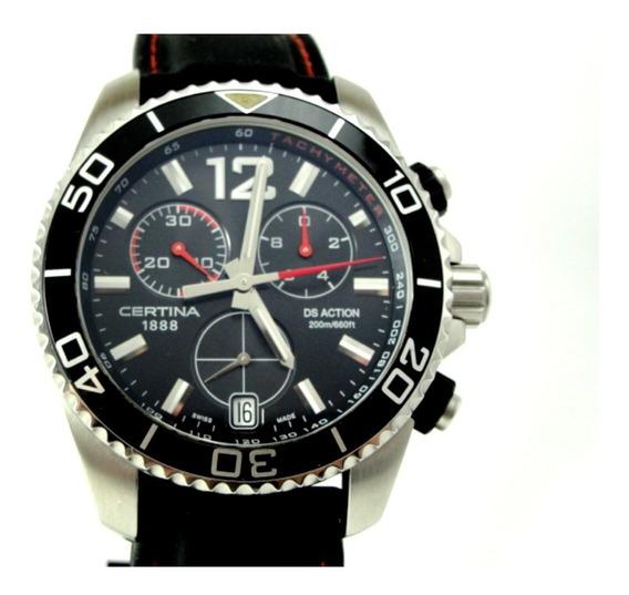Relógio Certina Ds Action - Swiss Made - Original
