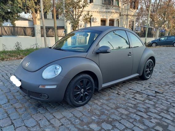 Volkswagen New Beetle 2.0l Con Cuero Año 2010