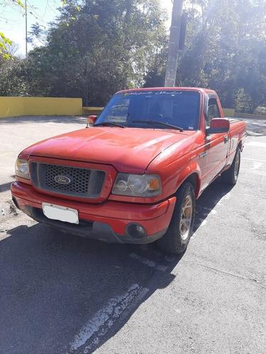 Ford Ranger Sport Xls 10a 2008 4x2 Motor 2.3