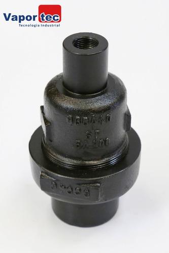 Eliminador De Ar P/liquidos Ea-200 1/2  Bspt