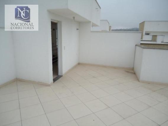 Cobertura À Venda, 80 M² Por R$ 235.000,00 - Jardim Ana Maria - Santo André/sp - Co2188