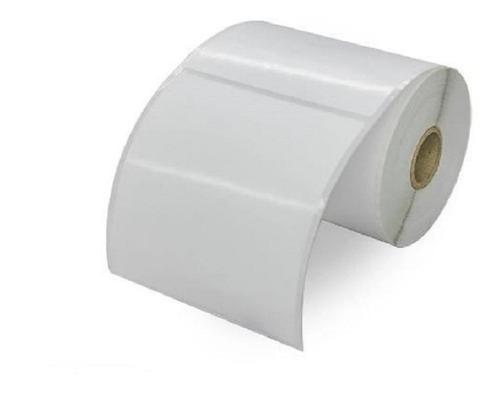 10 Rolos Etiqueta Adesiva Térmica 10x10cm 100x100mm -3010 Un
