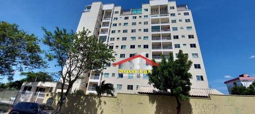 Apartamento Com 2 Dormitórios À Venda, 64 M² Por R$ 260.000,00 - Itaperi - Fortaleza/ce - Ap0205