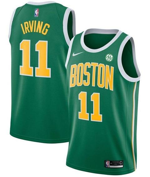 Camisetas Basketball Nba Lakers Boston Warriors / Importadas