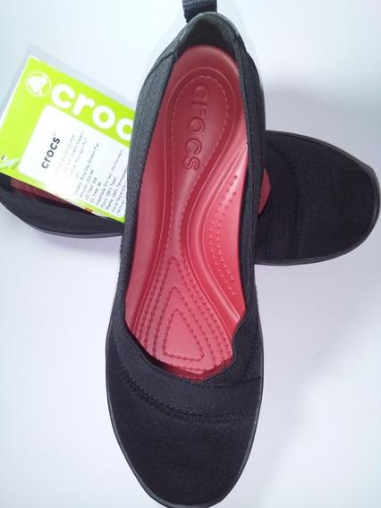 Zapatos Zapatillas Marca Crocs Para Mujer De Verano
