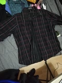 Camisa Calvin Klein Vintage