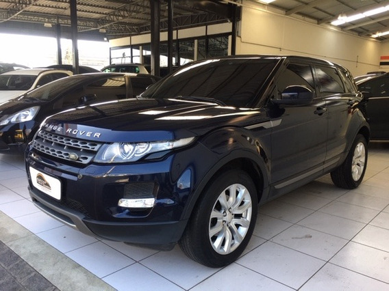 Land Rover Evoque 2.0 Pure Tech 4wd 16v Gas. Aut 2013/2014