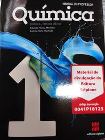 Química - Ensino Médio - 1ª Série - Manual Do Professor
