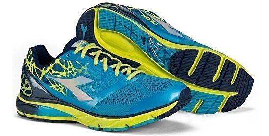 Zapatillas Diadora Hombre Running Mithos Blueshield. Amsport