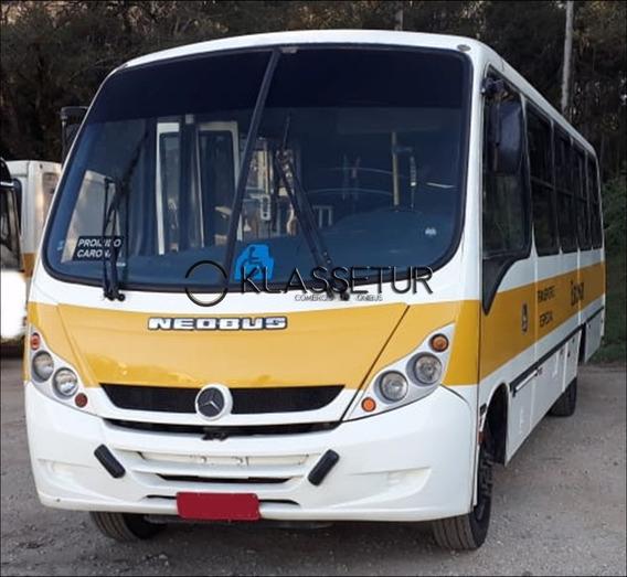 Micro Ônibus Neobus Thunder Mb Lo 915 24lug(cod.147)ano 2009