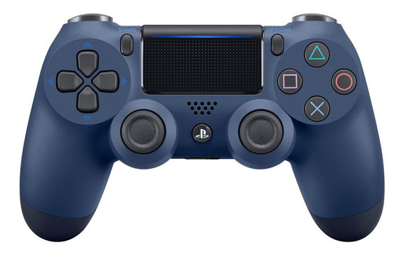 Controle Para Ps4 - Dualshock Midnight - Blue - Sony
