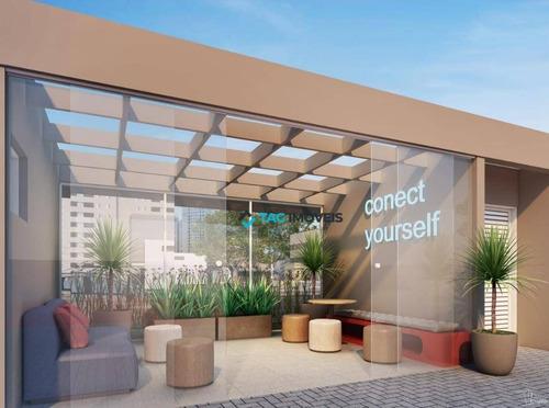 Imagem 1 de 11 de Apartamento Com 2 Dormitórios À Venda, 65 M² Por R$ 388.470,00 - Vila Industrial - Campinas/sp - Ap2390