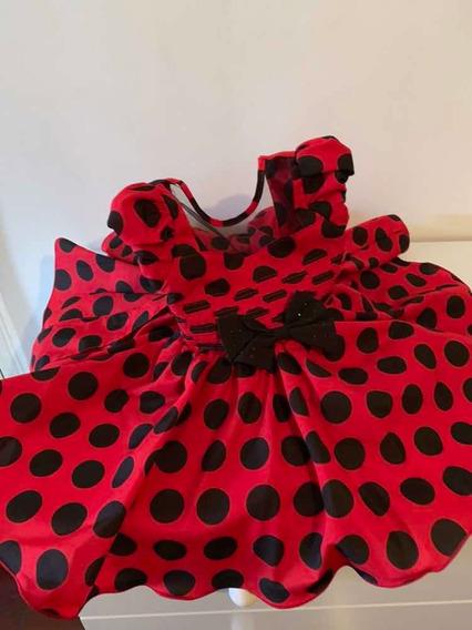 Vestido Lindo De Festa Infantil Tam1