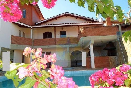 Imagem 1 de 24 de Casa Residencial À Venda, Vila Loanda, Atibaia. - Ca0110